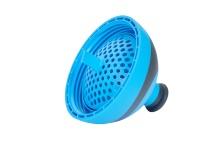 Šejkr sítko modré
